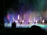 «Цветанцы» — отчетный танцерт школы танцев «Без правил». House+Waacking.